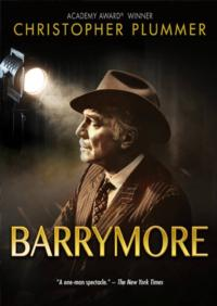Christopher Plummer-Led BARRYMORE to Get 5/7 DVD Release