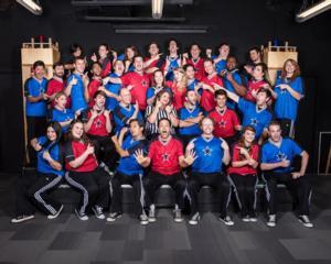 ComedySportz Houston to Kick Off March Madnezz Improv Comedy Tournament, 3/7