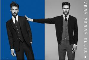 Perry Ellis Debuts Fall 2014 Campaign