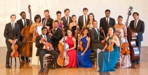Texas Performing Arts Presents Sphinx Virtuosi and Catalyst Quartet at Bass Concert Hall on 10/2