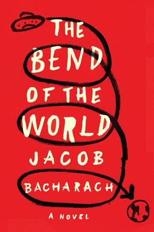 The Pittsburgh Cultural Trust Presents a Book Signing by Jacob Bacharach, Author of THE BEND OF THE WORLD, Today