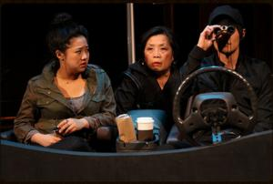 FAST COMPANY Opens Tonight at Ensemble Studio Theatre