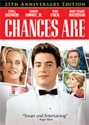CHANCES ARE 25th Anniversary Edition Comes to Blu-ray Today