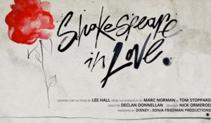 Breaking News: SHAKESPEARE IN LOVE to Premiere on Stage at London's Noel Coward Theatre, Summer 2014