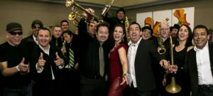 Pacific Mambo Orchestra with Tito Puente, Jr. to Play Harris Center, 11/19