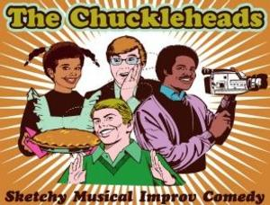 Planet Improv Presents THE CHUCKLEHEADS for August-October