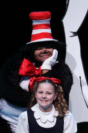 BWW Reviews: CATCO is Kids' THE CAT IN THE HAT Brings Dr. Seuss' Book to Life
