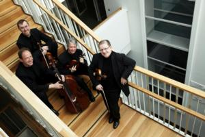 Vanbrugh Quartet to Perform at Jorgensen, 4/29