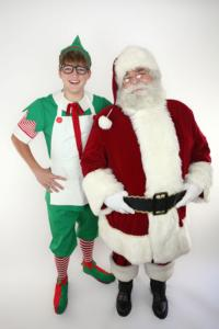 SANTA'S TOY FACTORY Features Local Celebrities at The Children's Theatre of Cincinnati, 12/7-15