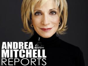 NBC's Andrea Mitchell to Report Live from Dover Air Force Base Today