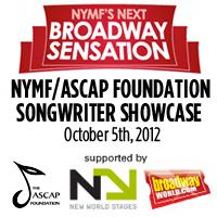 NYMF's Next Broadway Sensation Songwriter Showcase- Max Chernin sings 'Unexpressed'