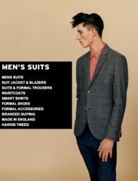 Topman Unveils AW12 Premium Suiting Collection