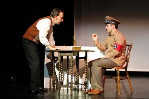 James Bryce & Christopher Page Star as CHAPLIN in Finnish Production at The Edinburgh Festival Fringe, Jul 30-Aug 25