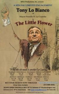 Tony Lo Bianco Reprises Role in MNA Productions' THE LITTLE FLOWER, Opening Off-Broadway 10/23