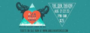A JANGLEHEART CIRCUS Sketch and Improv Comedy Festival Returns to The Den Theatre, Now thru 8/23