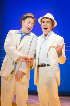 DIRTY ROTTEN SCOUNDRELS Extends Booking Period To  March 2015