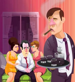 Lakewood Playhouse to Present THE ODD COUPLE, 4/18-5/11