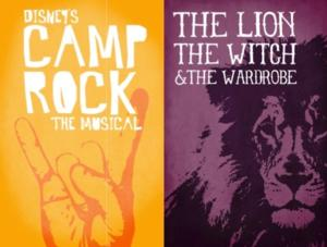 Summer Rep to Present 'CAMP ROCK' and THE LION, THE WITCH, AND THE WARDROBE at the Civic Theatre, 7/25-8/3