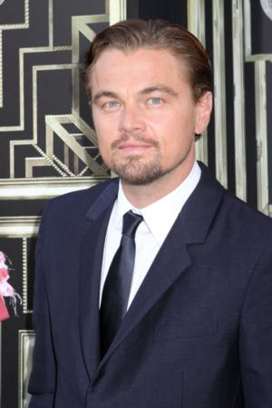 Leonardo DiCaprio Eyes the Stage!