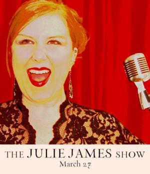 Julie James to Debut New Show at 54 Below, 3/27