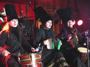 Ukraine's DakhaBrakha to Make US Debut at Elebash Hall, 9/19