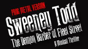 Stephen Sondheim Gives Blessing for Heavy Metal SWEENEY TODD in D.C.