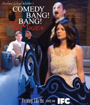Casey Wilson and More Join COMEDY BANG! BANG! for Special Musical Episode, 9/13