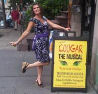 COUGAR THE MUSICAL Hits the Right Notes on the Older Woman-Younger Man Dating Phenomenon