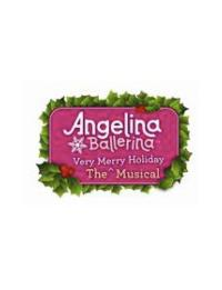 Vital Theatre Company Announces ANGELINA BALLERINA: THE VERY MERRY HOLIDAY MUSICAL, 11/18-1/13