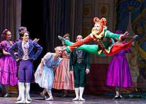 56 Chicago Children Perform with Moscow Ballet in the GREAT RUSSIAN NUTCRACKER Today