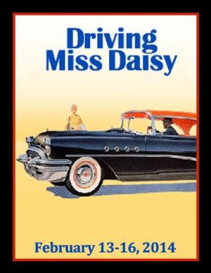 Laurel Little Theatre to Present DRIVING MISS DAISY, Summer Kids' Camp; Hosts 9 TO 5 Auditions