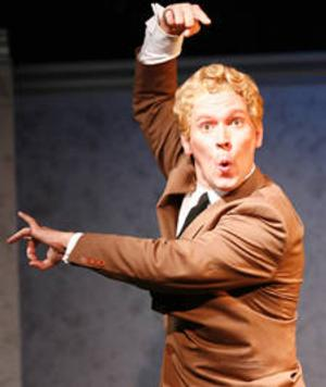 BWW Reviews: Brian Childers Lit Up the El Portal as Danny Kaye on New Year's Eve