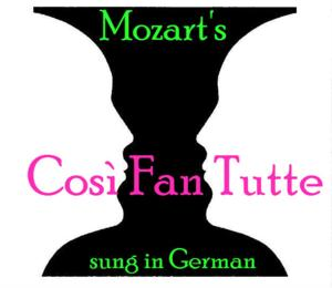 Mozart's COSI FAN TUTTE Comes to Middlebury's Town Hall Theater Tonight