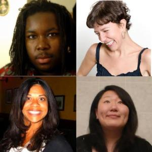 Mariana Carreno-King, Nancy Kim, Germaine Netzband, and Azure D. Osborne-Lee Set for Rising Circle's Winter 2014 INKtank