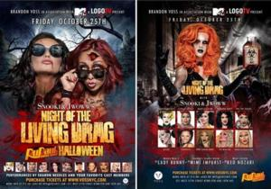 Snooki, JWOWW, Sharon Needles & More Set for Brandon Voss' Halloween Celebration NIGHT OF THE LIVING DEAD, 10/25