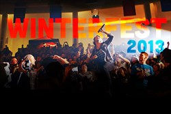 WINTERFEST to Liven Up Liberty University's Campus With New Year's Celebration