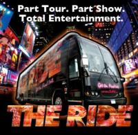 Part Tour, Part Show - Hop Aboard THE RIDE; Save 20% off Tickets