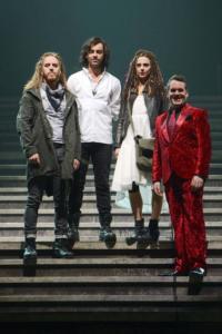 BWW Reviews: JESUS CHRIST SUPERSTAR, Arena Tour, O2, September 21 2012