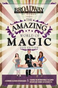 THE AMAZING WORLD OF MAGIC Returns to Broadway Theatre of Pitman, 12/28-31