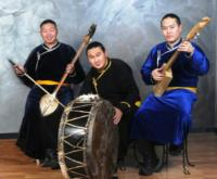 Tuvan Throat Singers Alash Ensemble Brings A LITTLE TASTE OF ASIA II to Lancaster's Ware Center Tonight