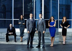 USA Greenlights Fourth Season of Hit Drama SUITS