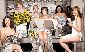 Gary Barlow and Tim Firth Developing CALENDAR GIRLS Musical