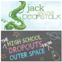 ShenanArts to Present Presbury's JACK AND THE BEANSTALK and HIGH SCHOOL DROPOUTS FROM OUTER SPACE, 3/15-17