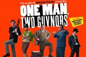 National Theatre's ONE MAN, TWO GUVNORS Kicks Off UK Tour Tonight at the Lyceum Theatre