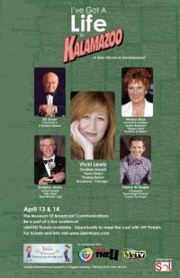 Ed Asner and Marion Ross Join Gregory Jbara and More in Sitcom I'VE GOT A LIFE IN KALAMAZOO at MBC, 4/13-14