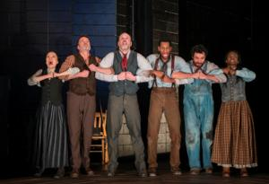 BWW Reviews: STEEL HAMMER Brings Legendary SITI Company Back to Humana Festival
