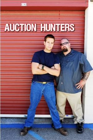 Spike TV Orders Fifth Season of Original Unscripted Series AUCTION HUNTERS