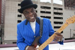 Blues Legend Buddy Guy to Play the McCoy Center in New Albany, 10/20
