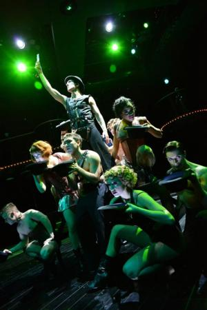 BWW Reviews: Marriott's CABARET Allows Modern Classic to Shine
