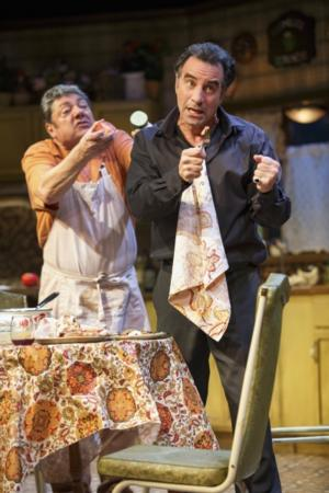 DINNER WITH THE BOYS, Starring Dan Lauria and More, Opens Tonight at Theatre Row